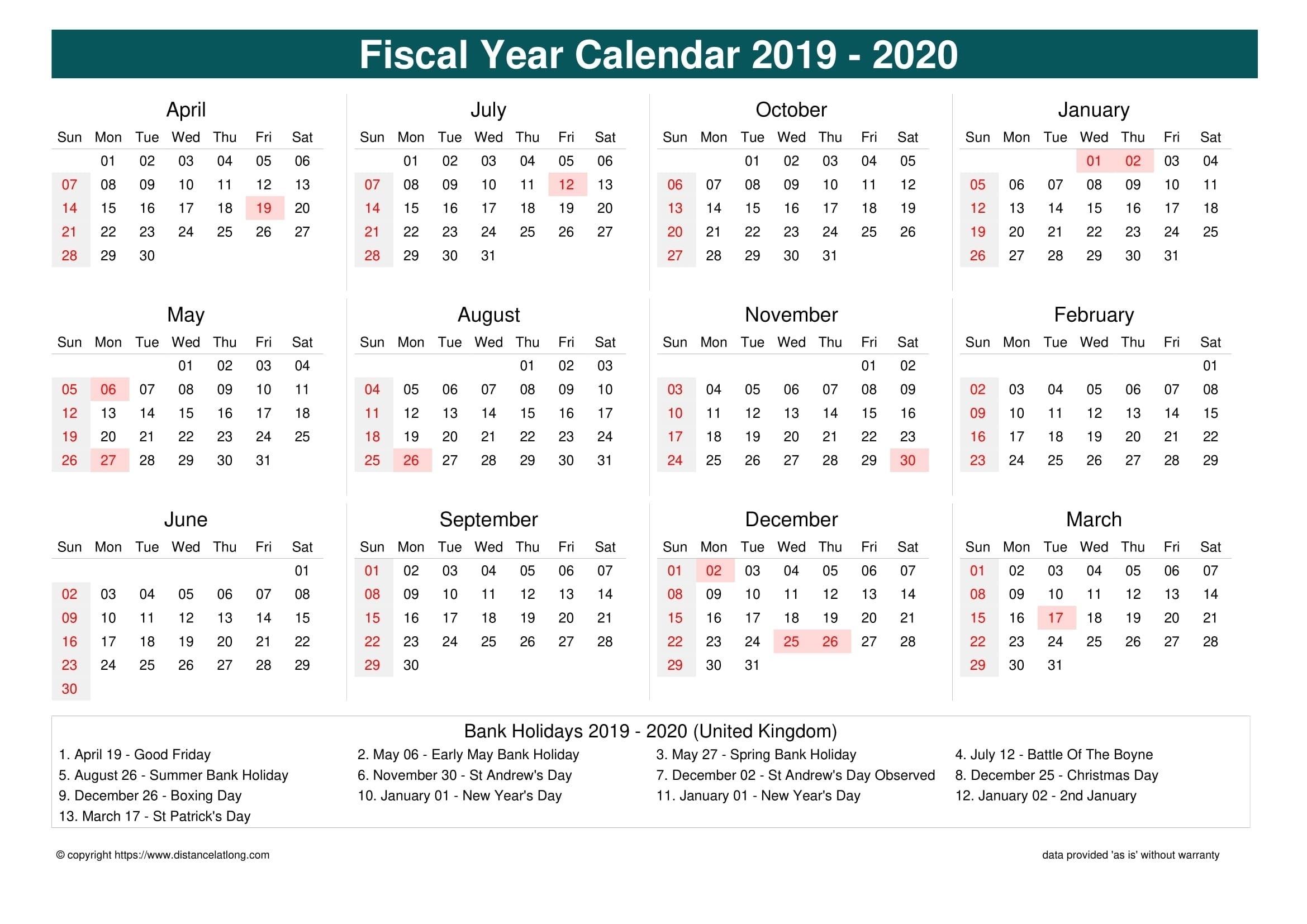 Pick Financial Week Numbers