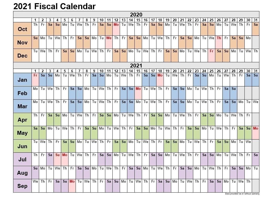 Pick Financial Year Week Number