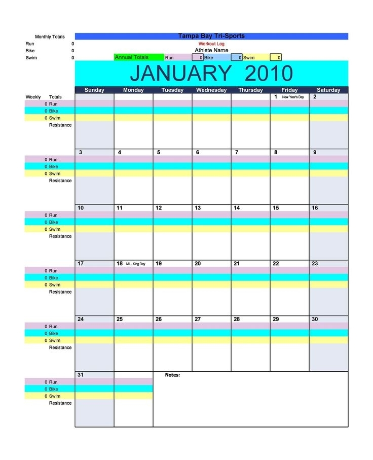 Pick Free 30 Day Calendar Printable