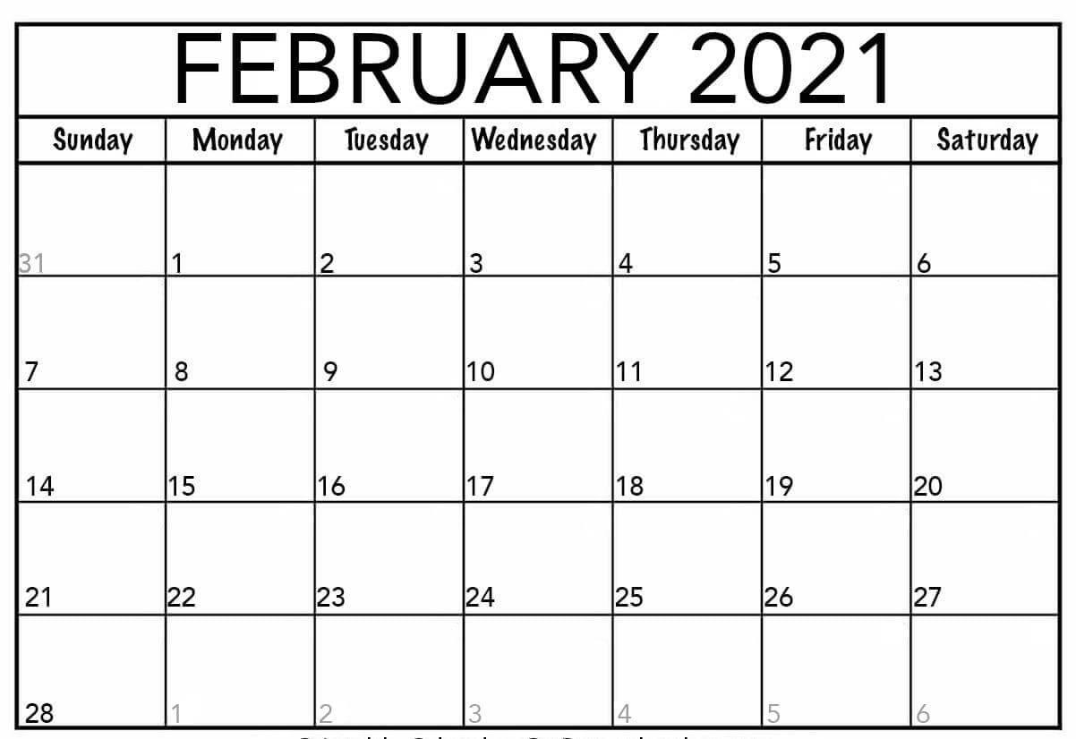 Pick Week Wise Calendar 2021 Excel