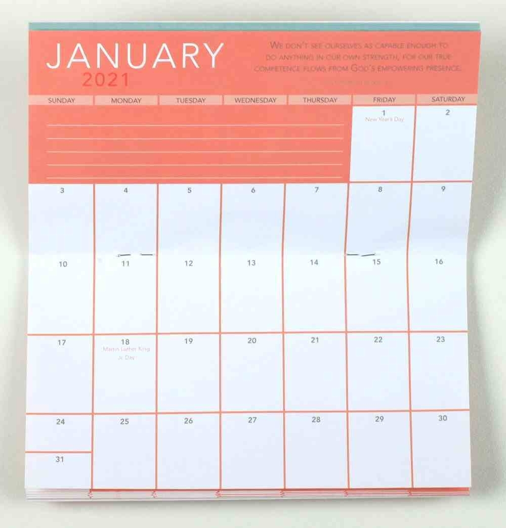 Take 2021 Printable Pocket Calendar Free