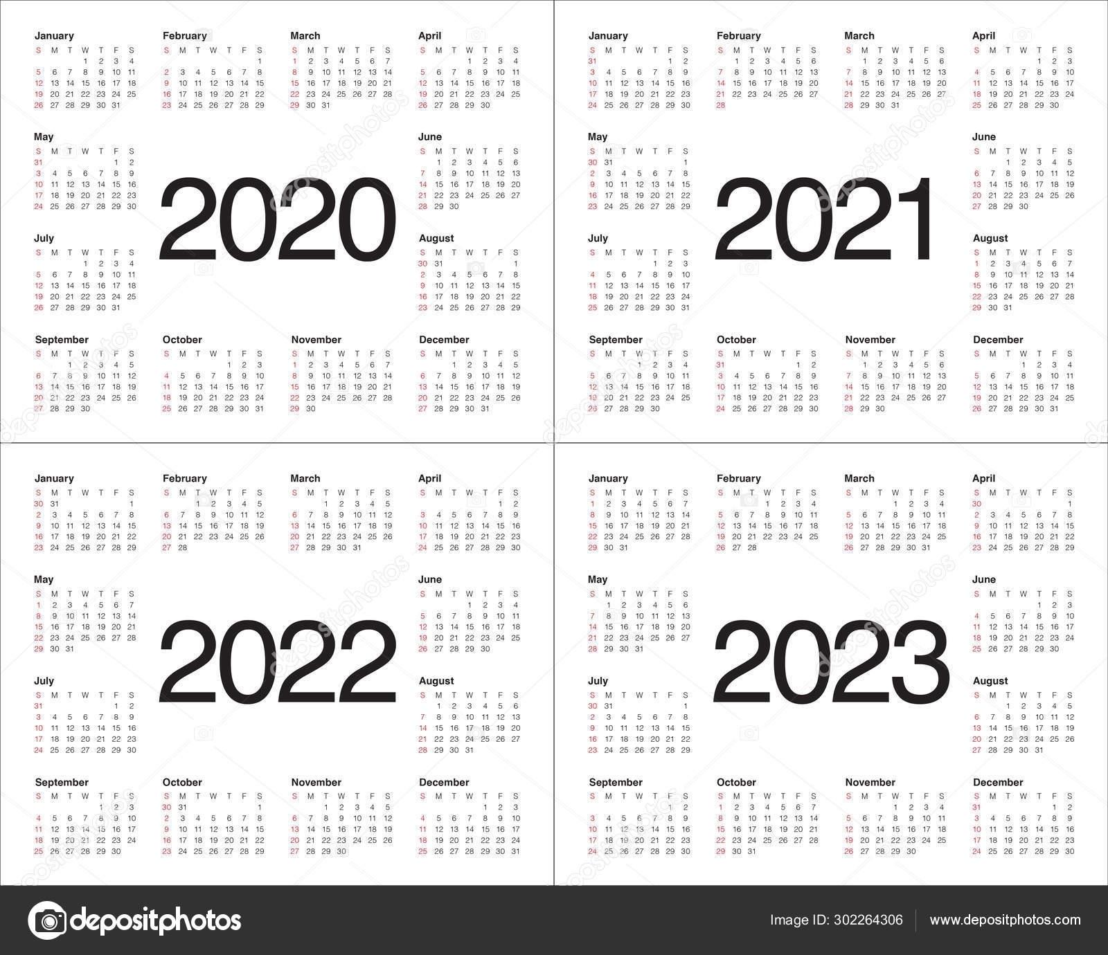 Take Calendars 2021 2022 2023 Free Printable