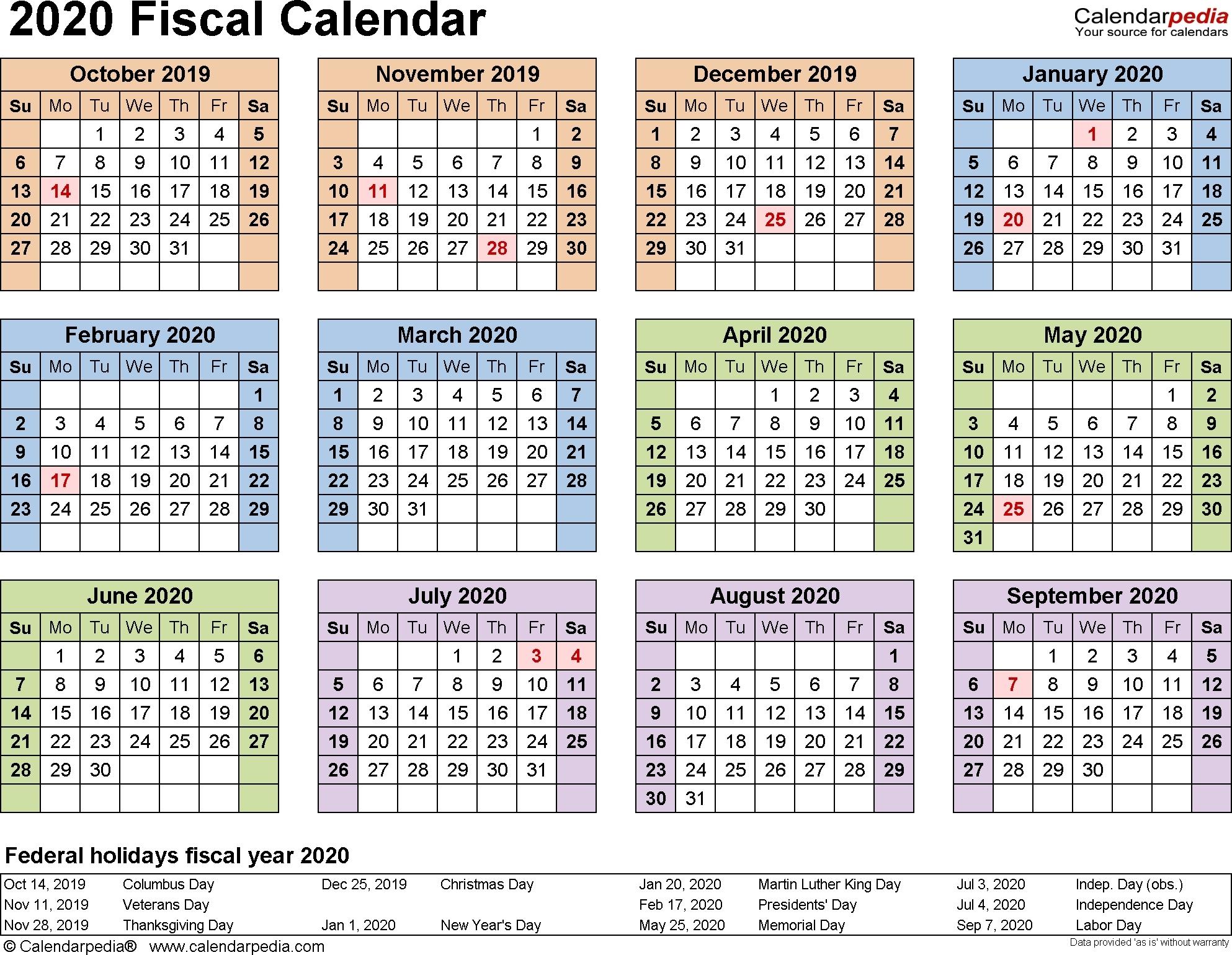 Take Federal Payroll Calendar 2021