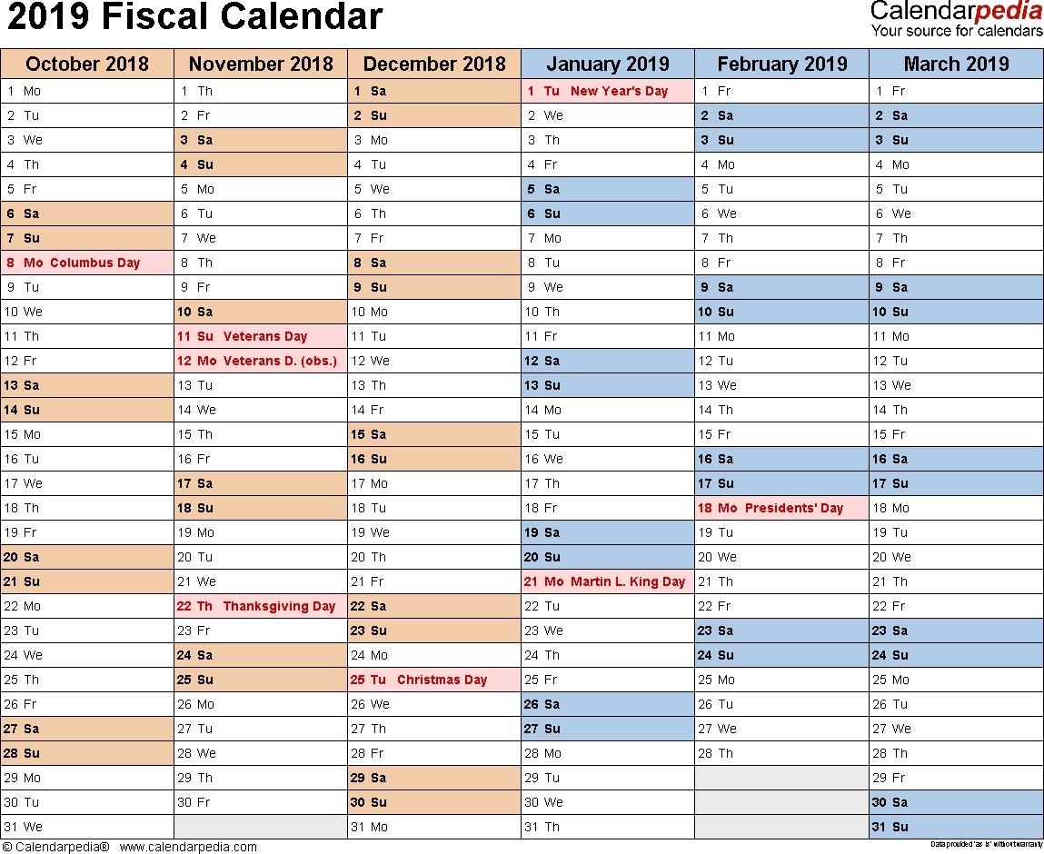 Take Financial Weekly Calendar