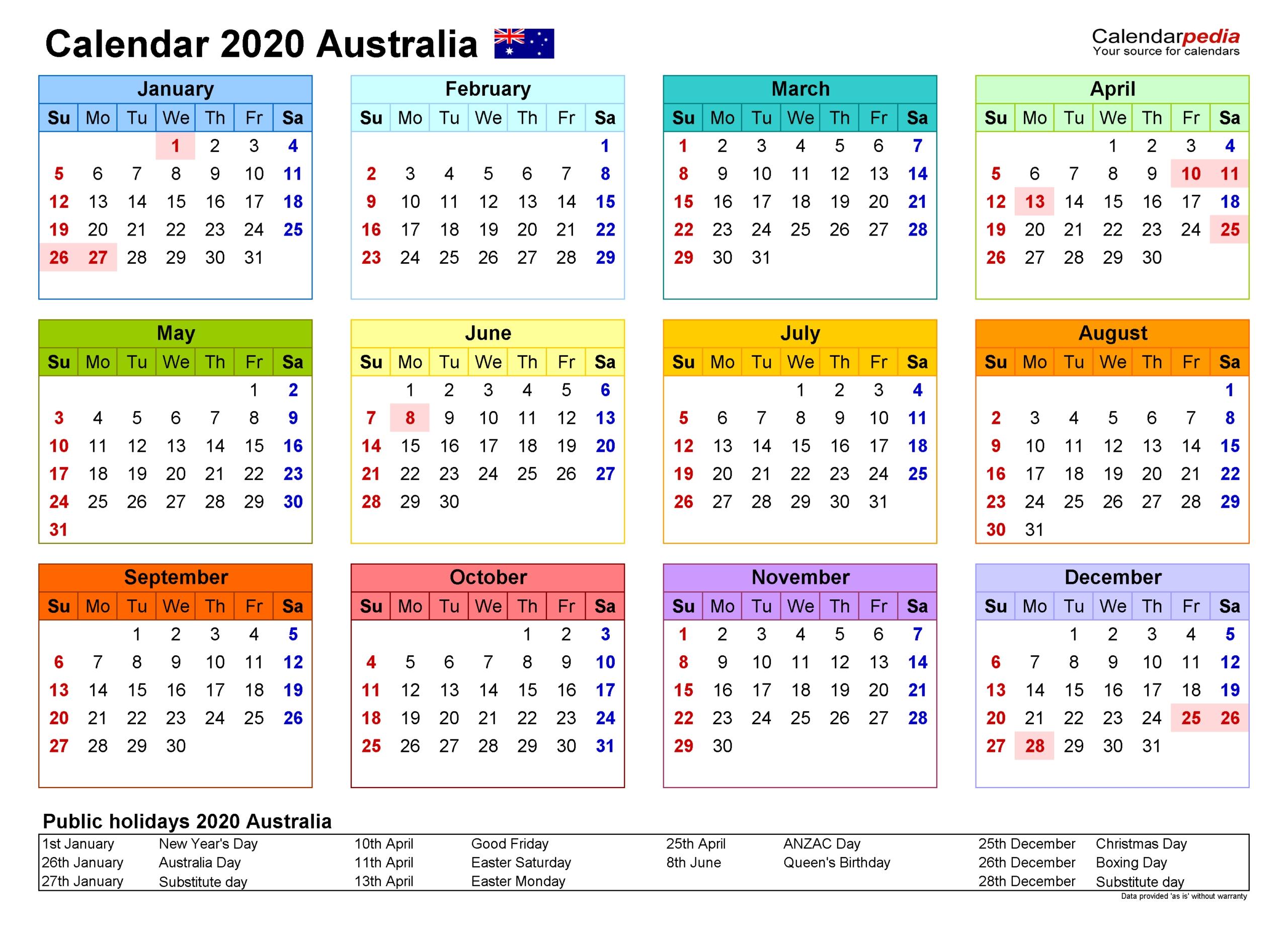 Take Financial Year Week Numbers 2021