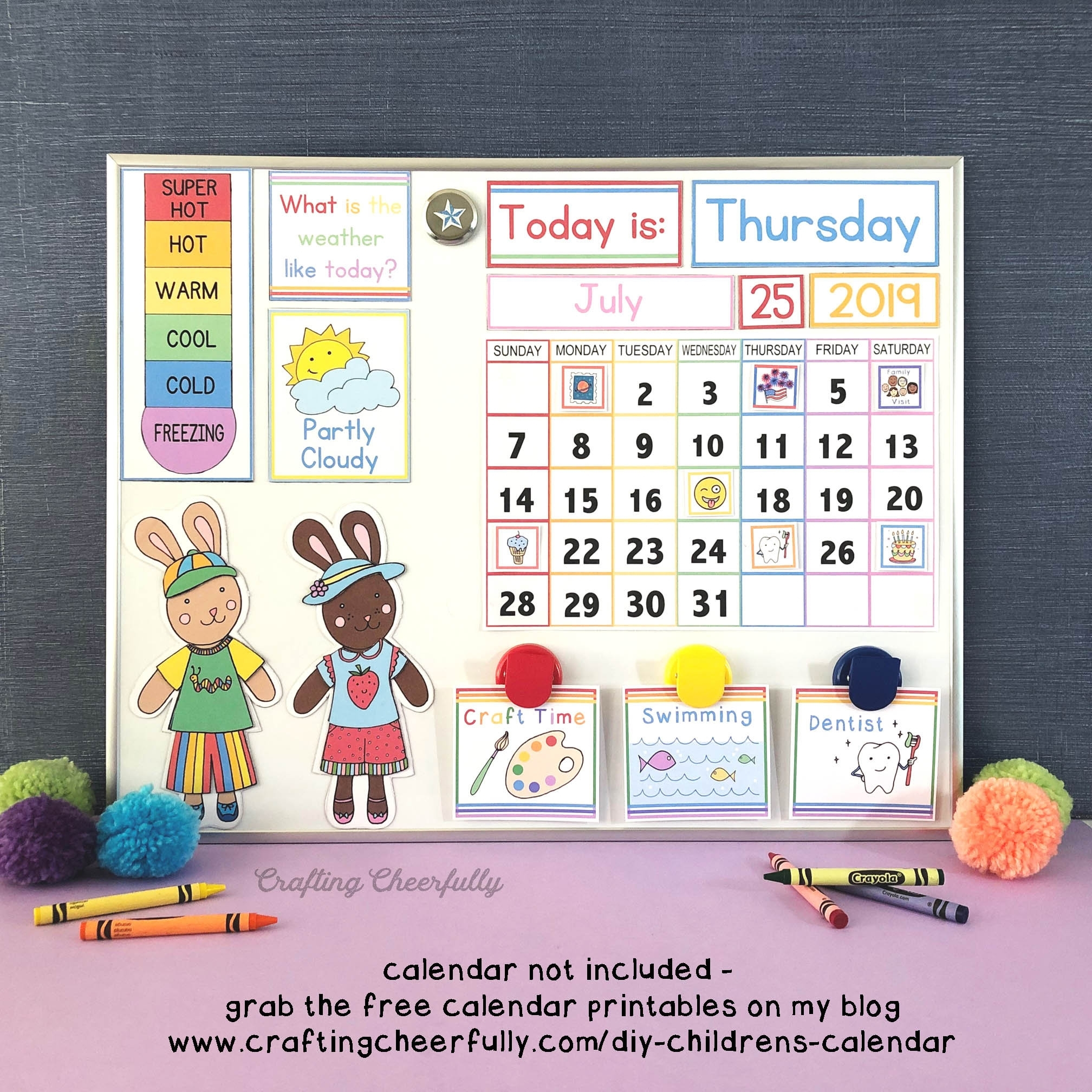 Take Free Printable Pocket Calendars