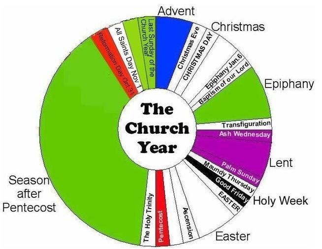 Take Methodist Church Liturgical Calendar 2021