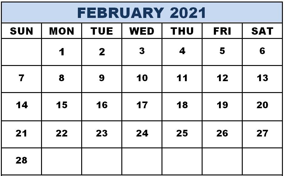 Take Week Wise Calendar 2021 Excel