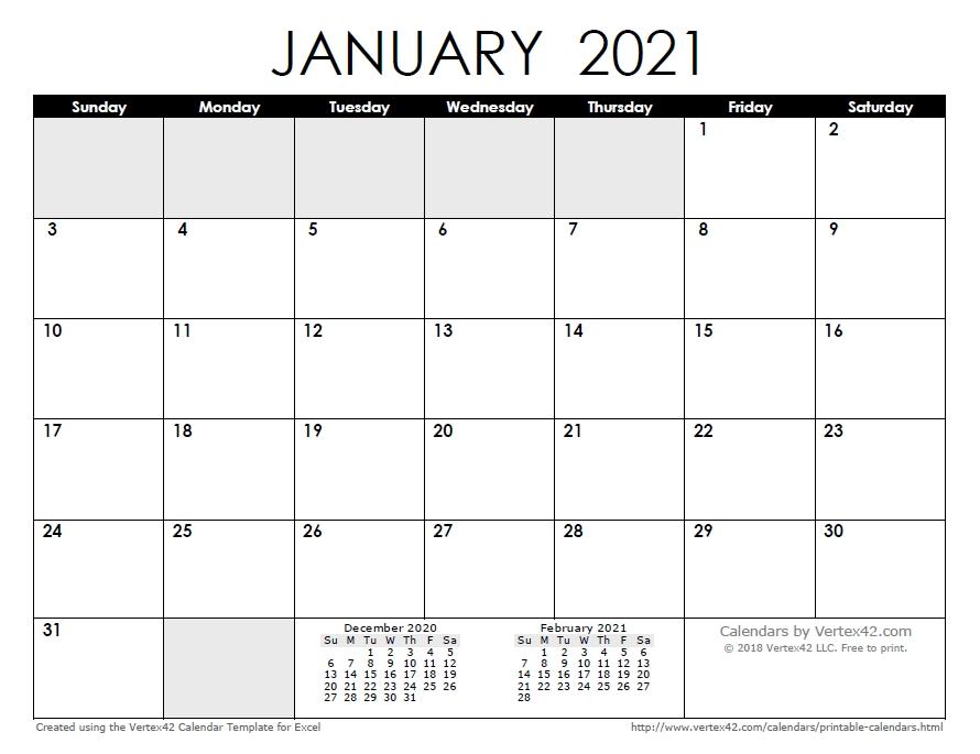 Catch Google Free Printable Calendars 2021