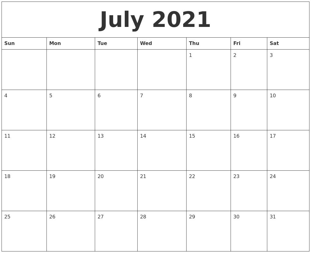 Collect Google Free Printable Calendars 2021