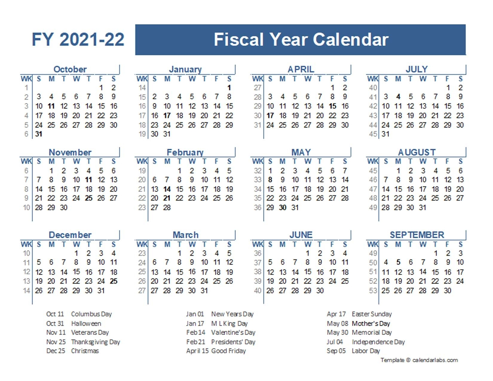 Get How Many Days In 2021 Financial Calendar 2021 2022