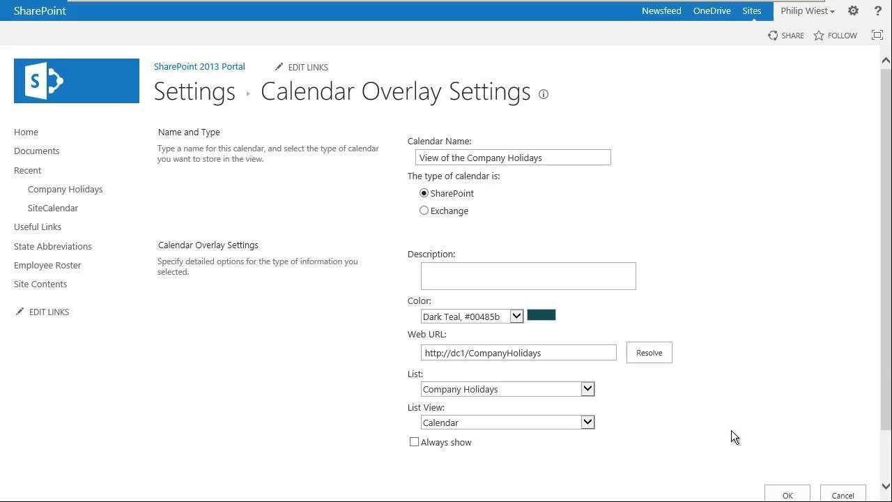 Get Sp 2013 Calendar Overlays Duplicate Entries