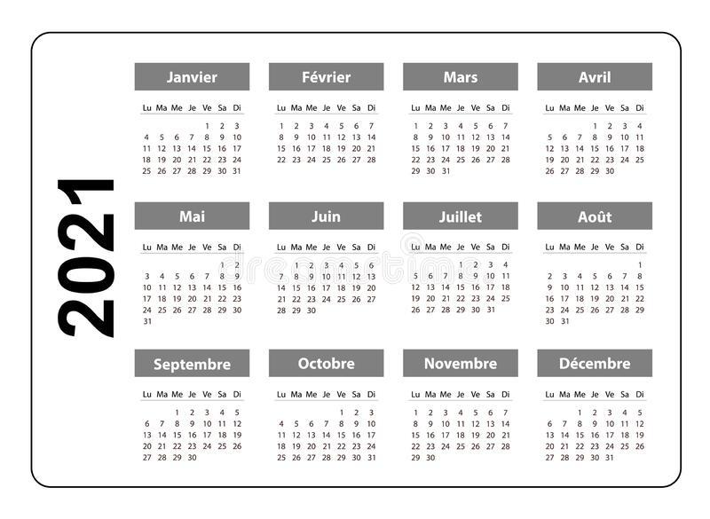 Pick 2021 Pocket Calendar Template