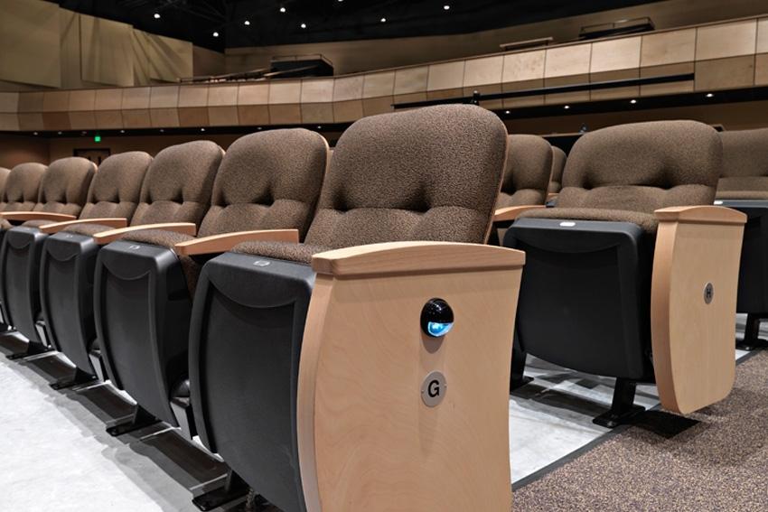 Pick Church Seating Layout