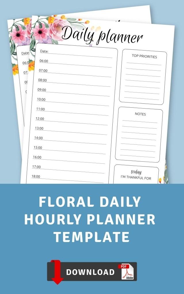 Pick Half Hour Schedule Weekly
