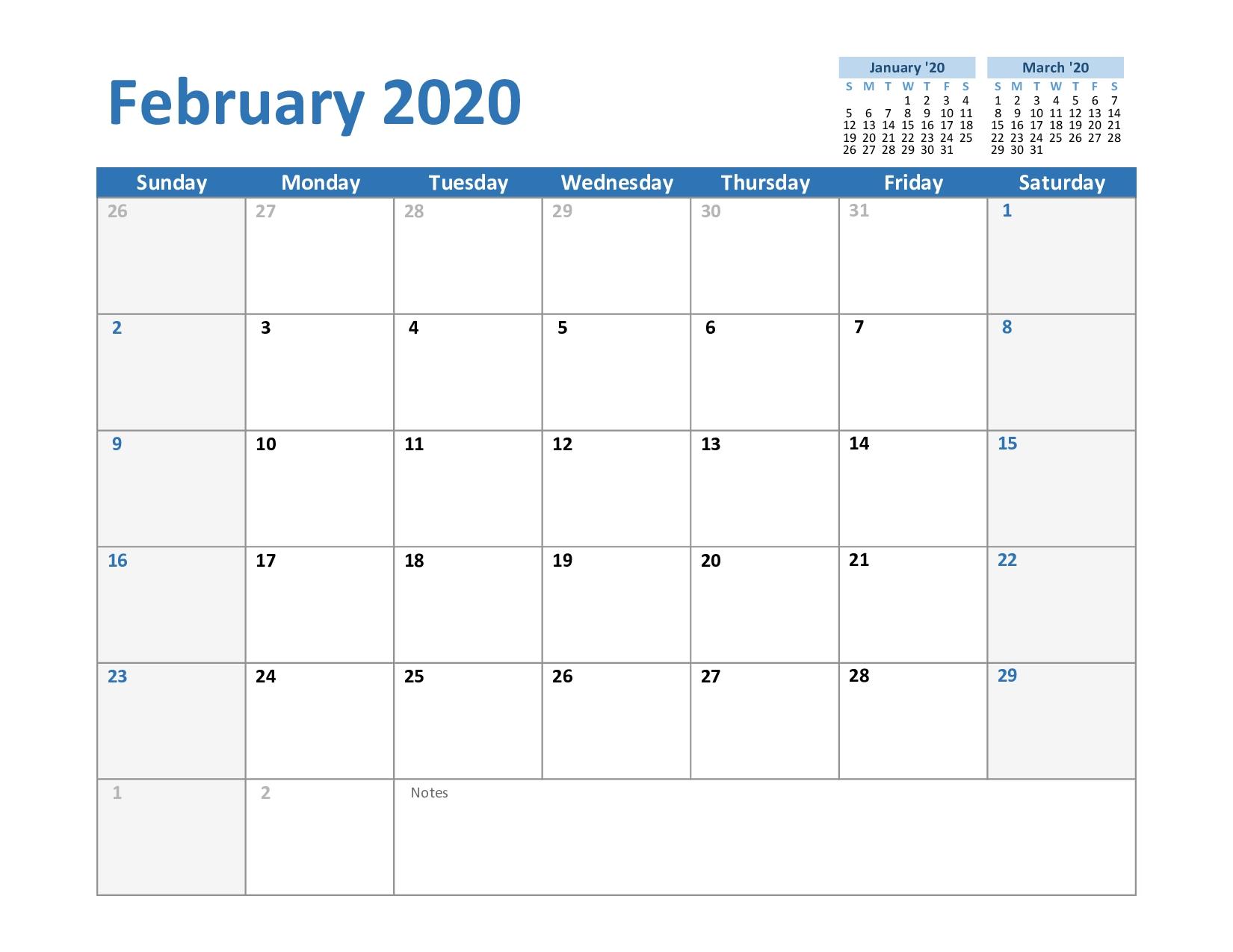Pick Printable Calendar With No Download