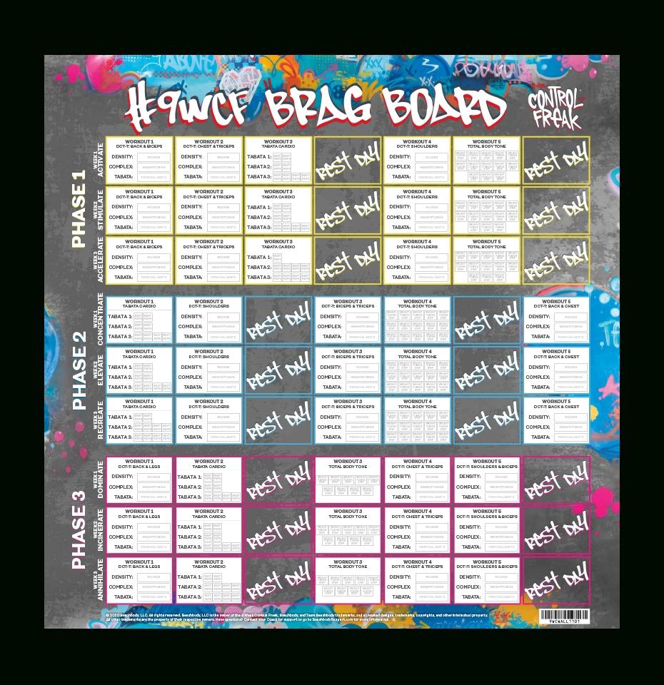 Take 30 Day Supply Calendar